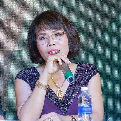 Chị Cao Xuân Hà